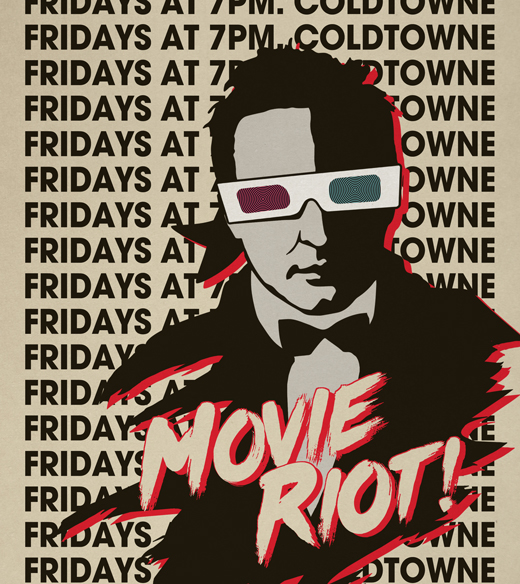 Movie Riot, live improvised movies, things to do in austin, austin comedy improv