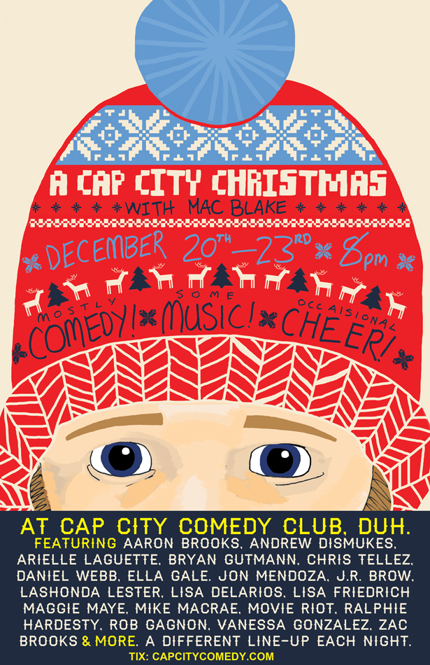 cap_city_christmas-mac-blake-poster