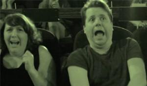 <em>Paranormal Activity </em> Audience Reaction Trailer